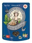 Quinola Mothergrain Express Quinoa Pearl & Black 250 g