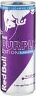 Red Bull Purple Edition Sockerfri 25 cl inkl. Pant