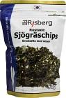 Risberg Sjögräschips med Sesamsmak 50 g