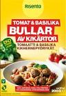 Risenta Bullar av Kikärtor Tomat & Basilika 200 g