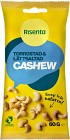 Risenta Torrostad & Lättsaltad Cashew 60 g