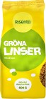 Risenta Gröna Linser 500 g