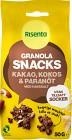 Risenta Granola Snacks Kakao, Kokos & Paranöt 50 g
