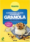 Risenta Kardemumma & Blåbär Granola 375 g