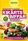 Risenta Kikärtsbiffar Hasselnöt & Mandel 200 g