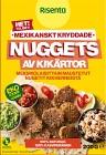 Risenta Kryddade Nuggets av Kikärtor 200 g