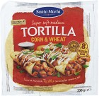Santa Maria Corn & Wheat Tortilla 336 g