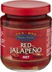 Santa Maria Red Jalapeño Hot 215 g