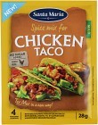 Santa Maria Chicken Taco Spice Mix 28 g