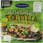 Santa Maria Coconut & Pepper Tortilla 300 g