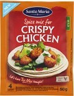 Santa Maria Crispy Chicken Spice Mix 50 g