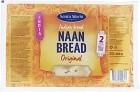 Santa Maria Naan Bread Original 260 g