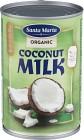 Santa Maria Organic Coconut Milk 400 ml