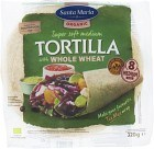 Santa Maria Organic Whole Wheat Tortilla 320 g