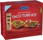 Santa Maria Taco Tubs Kit 298 g