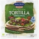 Santa Maria Organic Wheat Tortilla 320 g