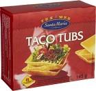 Santa Maria Taco Tubs 145 g