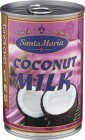 Santa Maria Coconut Milk 400 ml