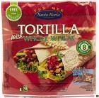 Santa Maria Tortilla With Whole Wheat 320 g