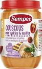 Semper Couscous med Kyckling & Basilika 6M 190 g
