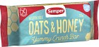 Semper Oats & Honey Crunch Bar 30 g