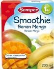 Semper Smoothie Banan Mango 12M 200 ml