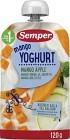 Semper Yoghurt Mango Äpple 12M 120 g