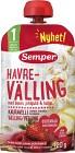 Semper Ätklar Havrevälling Banan Jordgubb & Hallon 12M 120 g