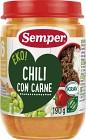 Semper Chili Con Carne 6M 190 g