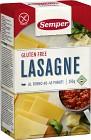 Semper glutenfri pasta lasagne 250 g