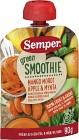Semper Green Smoothie Mango Morot Äpple & Mynta 6M 90 g