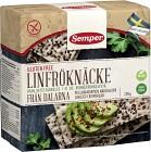 Semper Linfröknäcke, knäckebröd 230 g