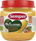 Semper Majs & Sötpotatis 4M 125 g