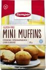 Semper Minimuffins med Citronsmak 185 g