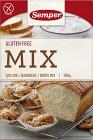 Semper Mix glutenfri mjölmix 500 g
