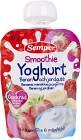 Semper Smoothie Yoghurt Banan och Jordgubb 6M 90 g