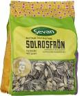 Sevan Rostade & Saltade Solrosfrön 400 g