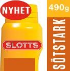 Slotts Sötstark Senap 490 g