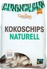 Smiling Kokoschips Naturell 125 g