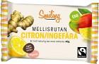 Smiling Mellisrutan Citron Ingefära 40 g