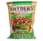 Snyder's Pretzels Jalapeno 125 g