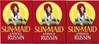 Sun-Maid Russin 6-pack