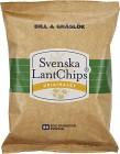 Svenska LantChips Dill & Gräslök 200 g