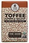 Taza Chocolate Amaze Bar Toffee, Almond & Sea Salt 70 g