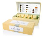 Tea Forté Petit Presentation Box Tea Tasting Assortment 10-pack