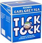 Tick Tock Rooibos Earl Grey 40 tepåsar