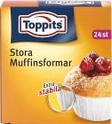 Toppits Stora Muffinsformar 24 p