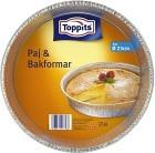 Toppits Paj- & Bakform 4 p