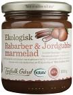 Torfolk Gård Rabarber & Jordgubbsmarmelad 320 g
