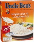 Uncle Ben's Långkornigt Ris 20min 1 kg